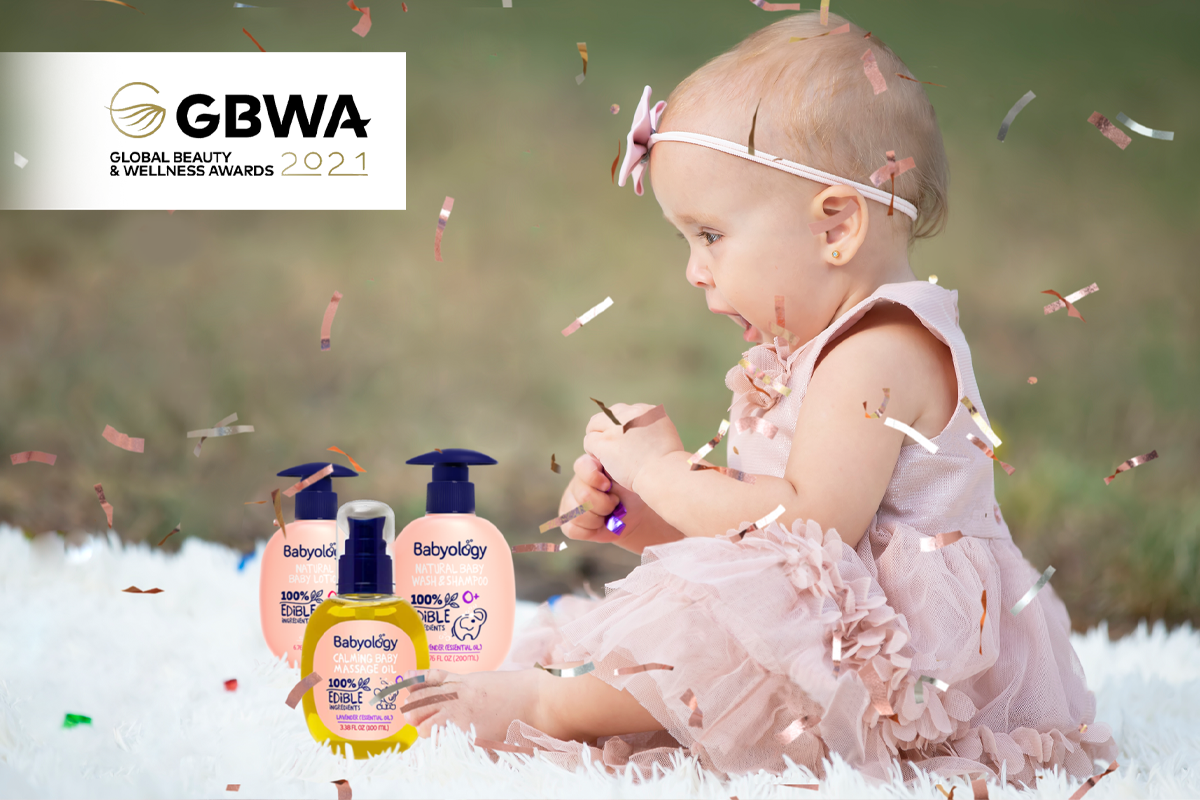 Babyology's Products Honored For A Second Year